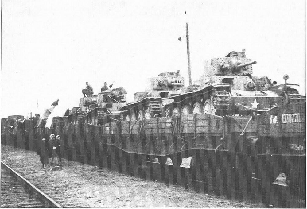 Pz38tAusf.E на службе в Красной Армии. ГОТОВО Show_file