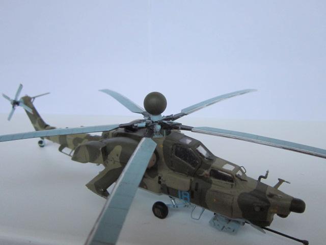 инструкция по сборке модели ми-28н - фото 6