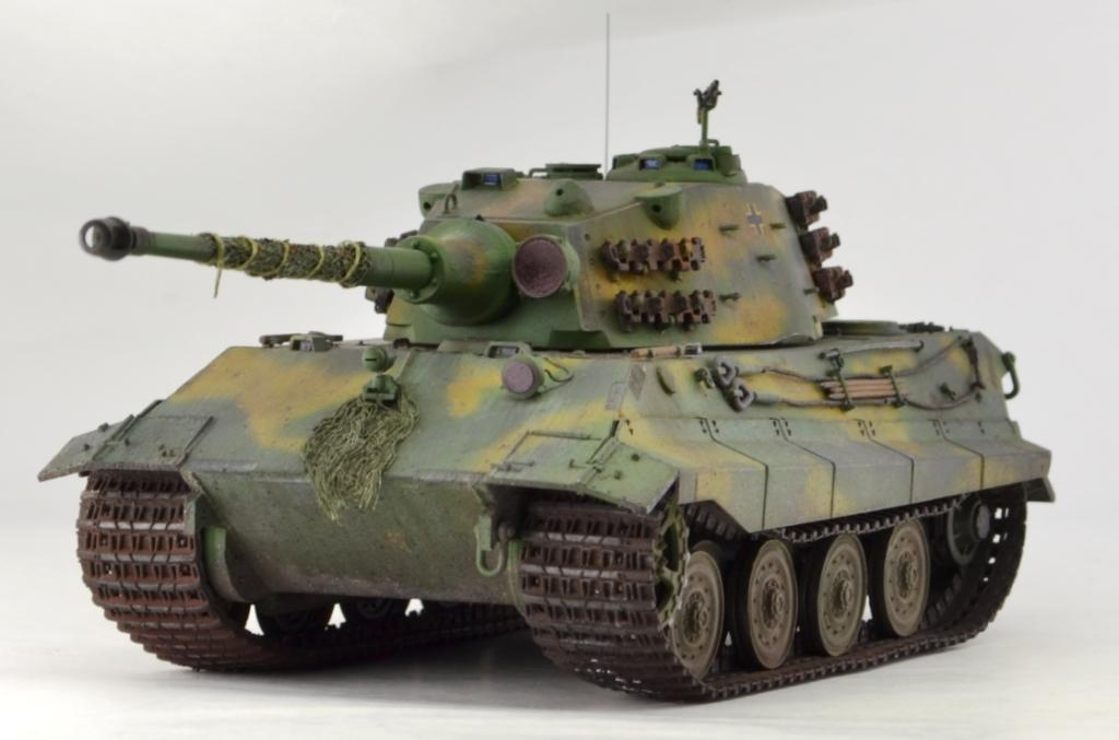 E-75/Vorpanzer — Каропка.ру — стендовые модели, военная миниатюра