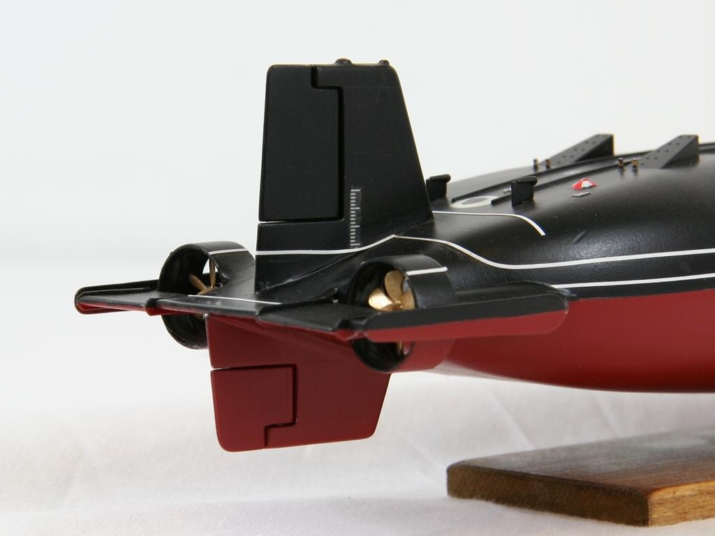 лодка система тайфун