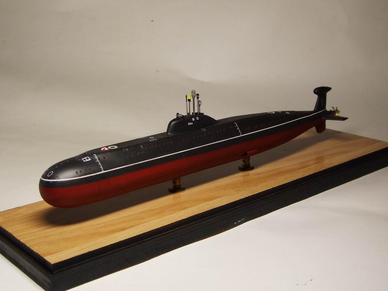 проектировщик подводных лодок