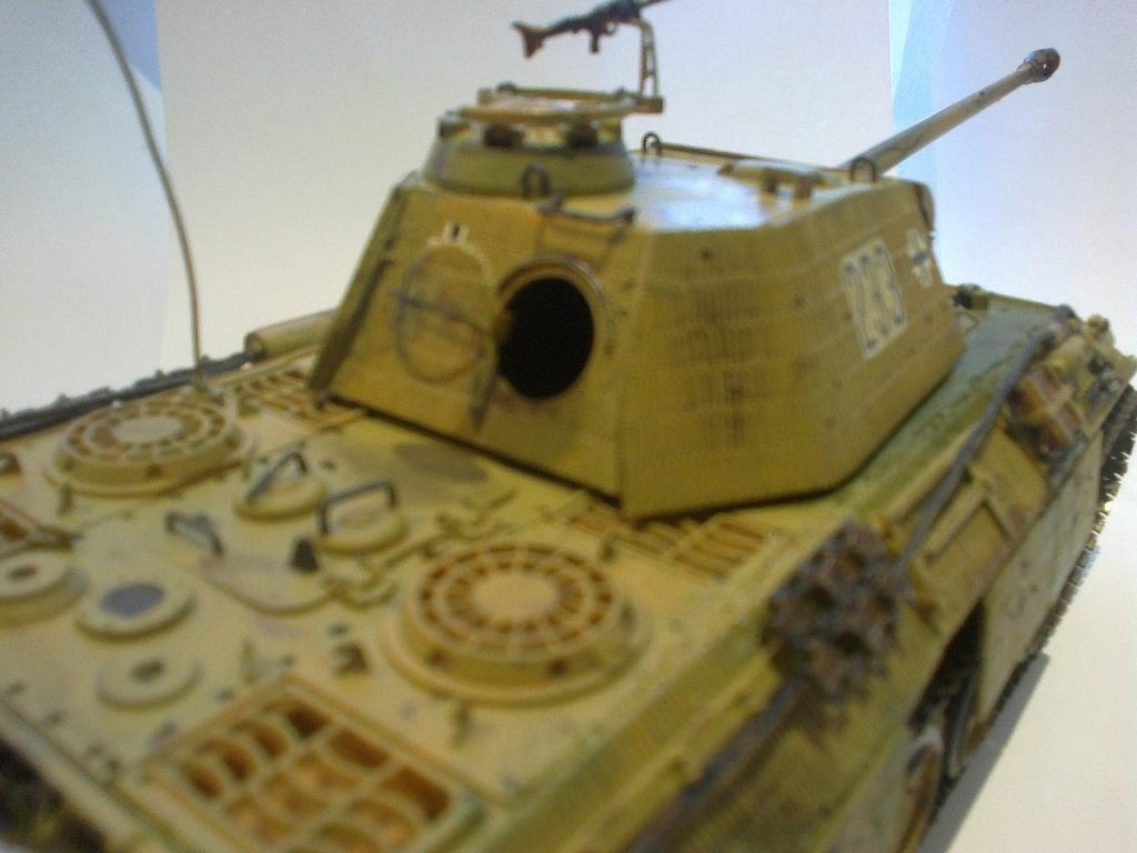 инструкция по сборке модели танка пантера от звезды