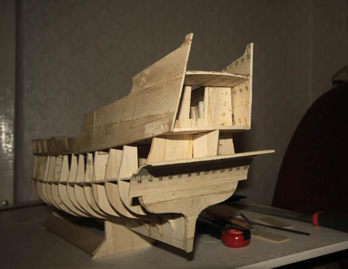 Модель корабля своими руками черная жемчужина 51