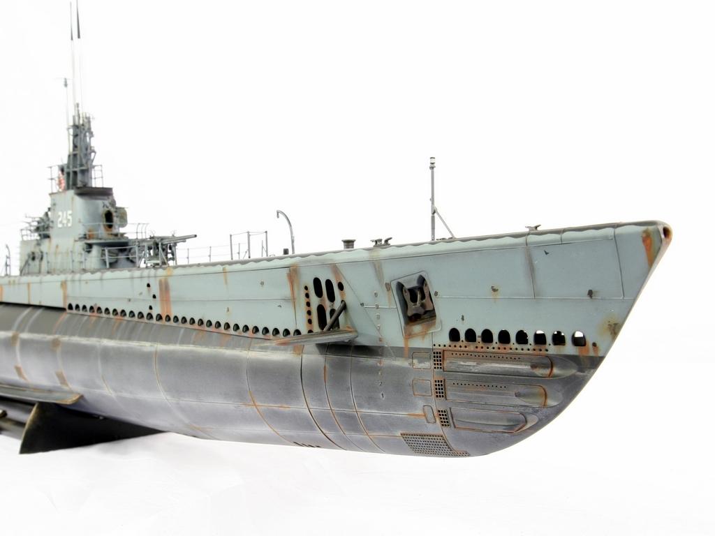 подводная лодка синпо кндр