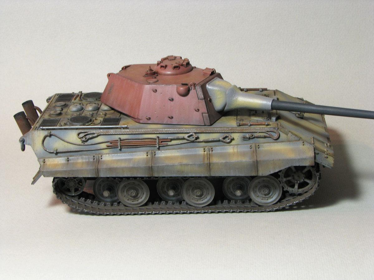 E-50 — Каропка.ру — стендовые модели, военная миниатюра