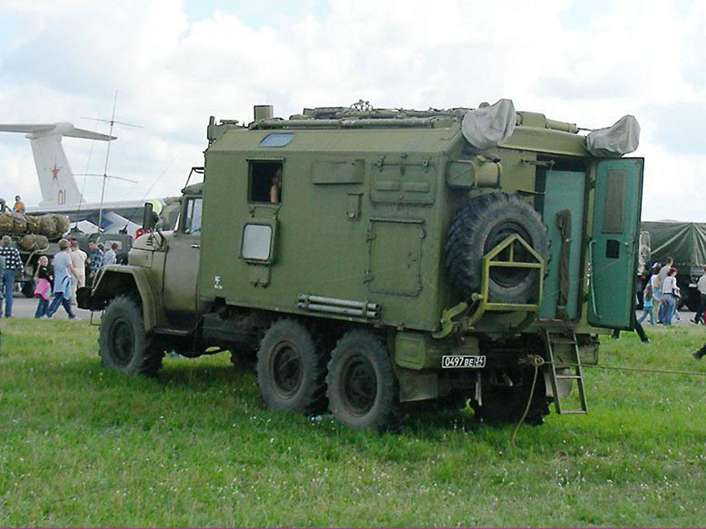 Р-140М (вид сзади) .