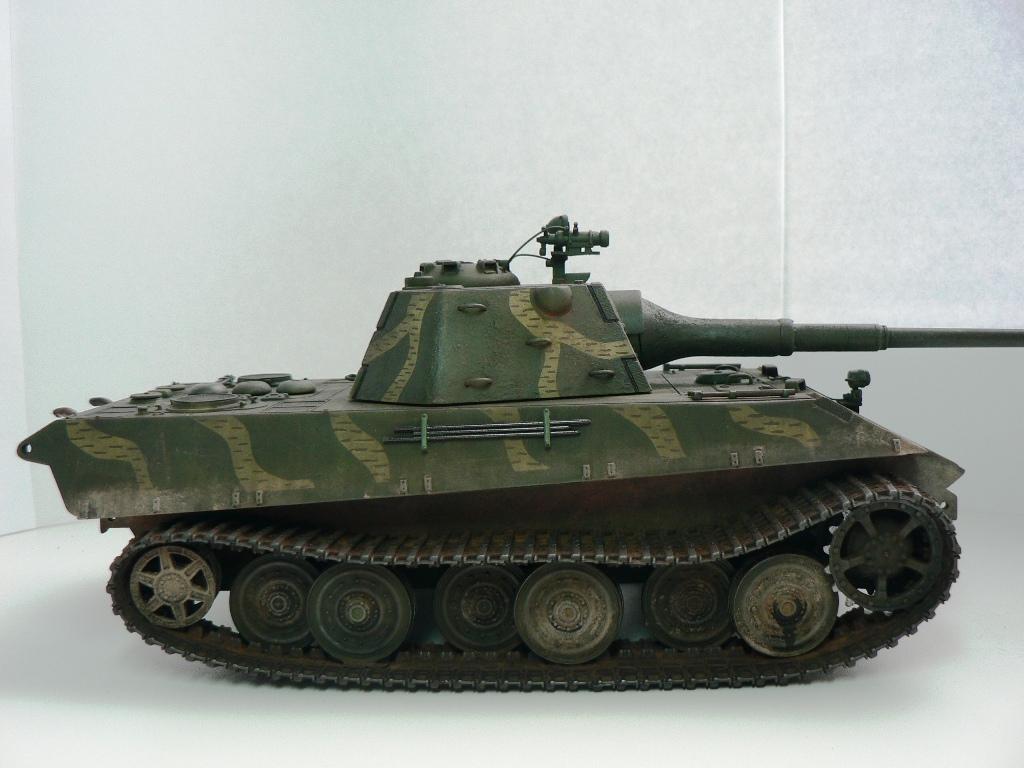 Standard Panzer E-50 — Каропка.ру — стендовые модели, военная ...