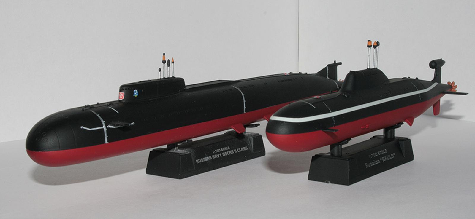лодка проекта 971 щука б