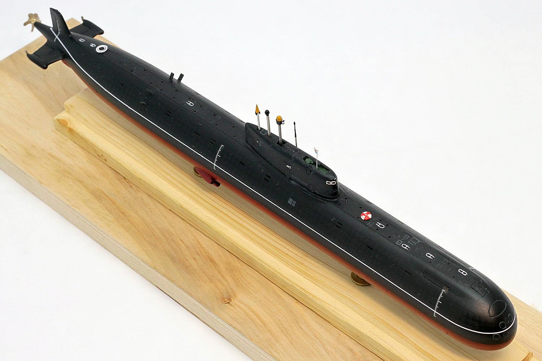 атомная подводная лодка 685 проект