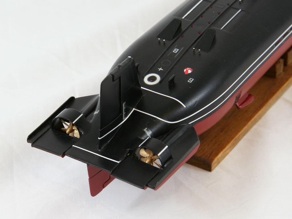 купить модель подводная лодка акула 941