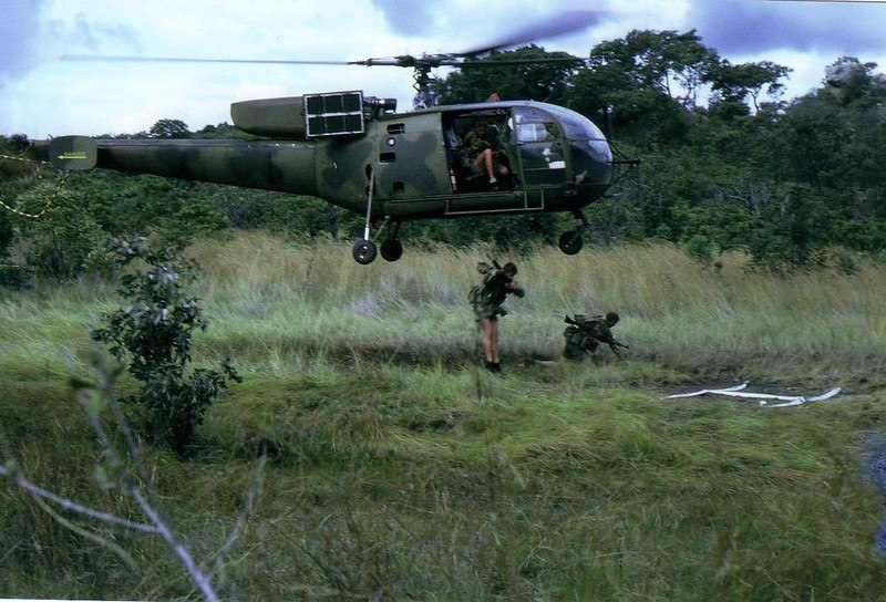 "17.06.2017 Открытая игра ""Rhodesian light infantry"". _-KgcX2TVwk"