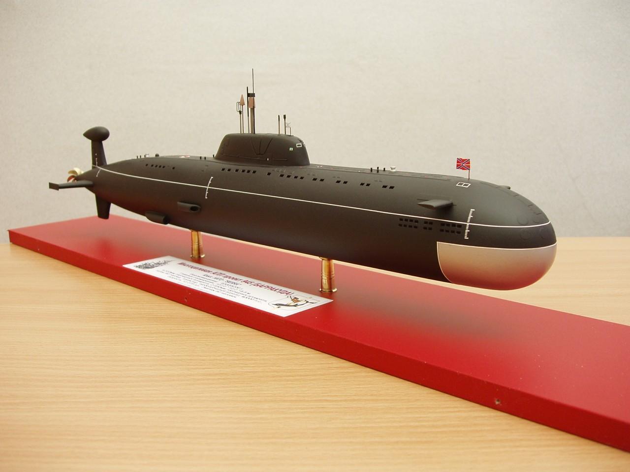 атомные лодки их титана