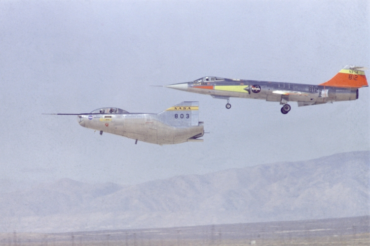 f 104 nasa dryden test fleet - photo #6