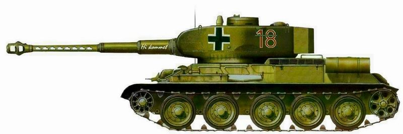 American T34 Review  American Vehicles  Official Forum