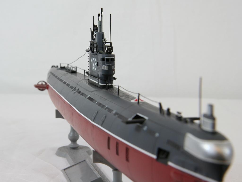 моделист 1 144 подводная лодка проект 633