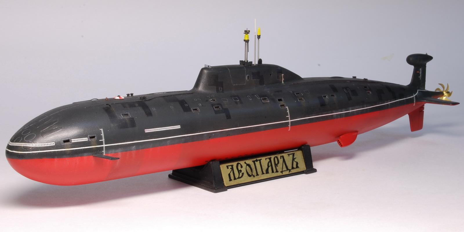 Модели подводных лодок своими руками фото