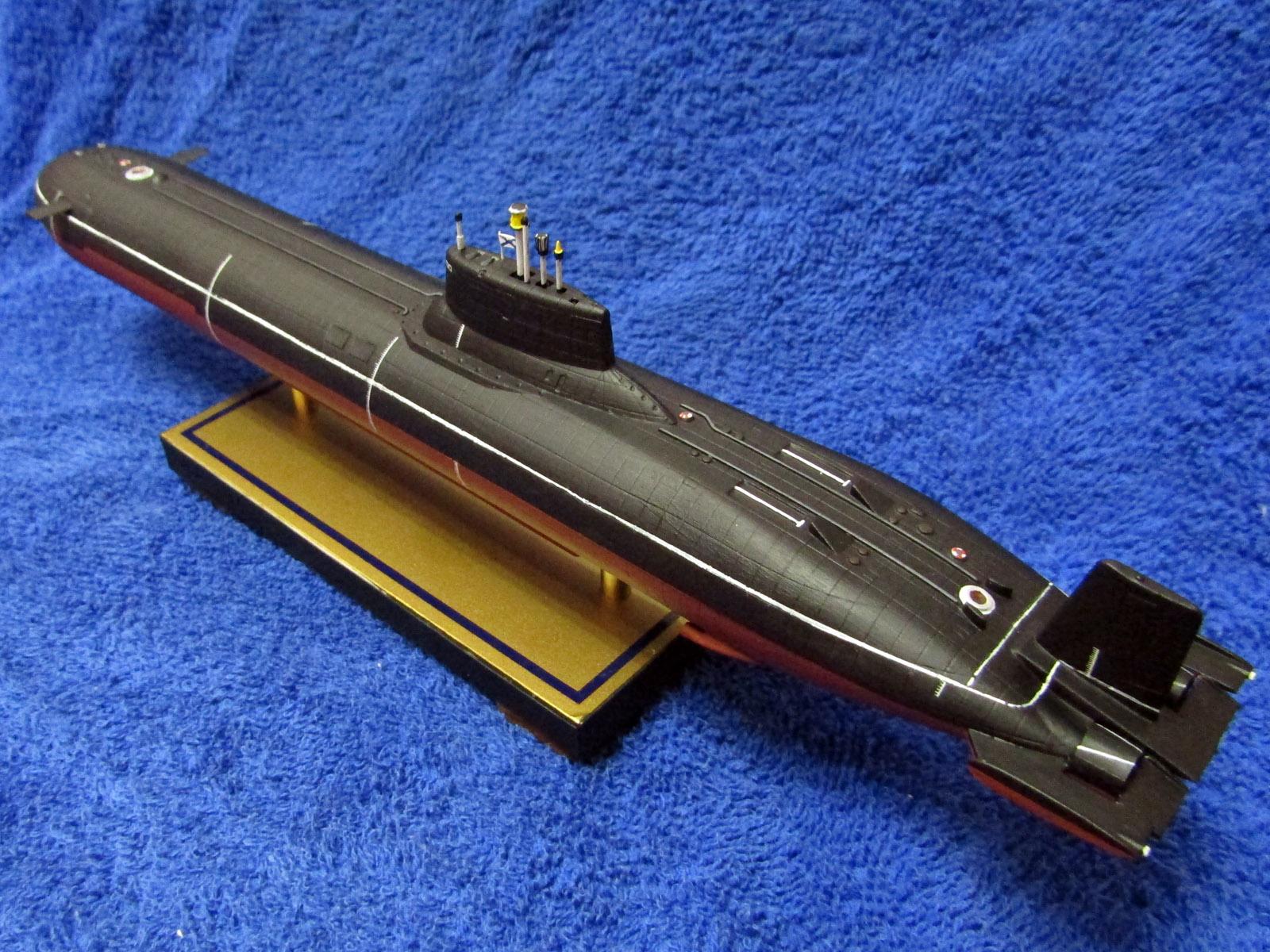 советский военный подводная лодка