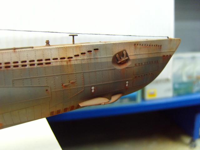 подводная лодка 217