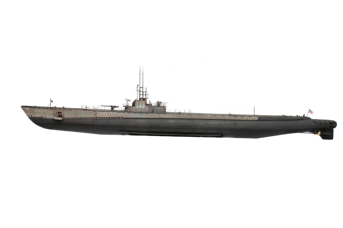 подводные лодки типа гато сша