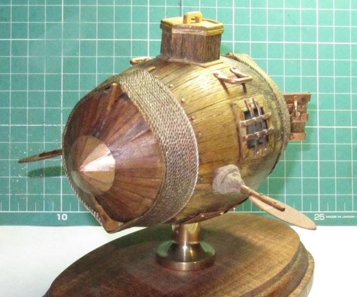 никонов проект подводных лодок
