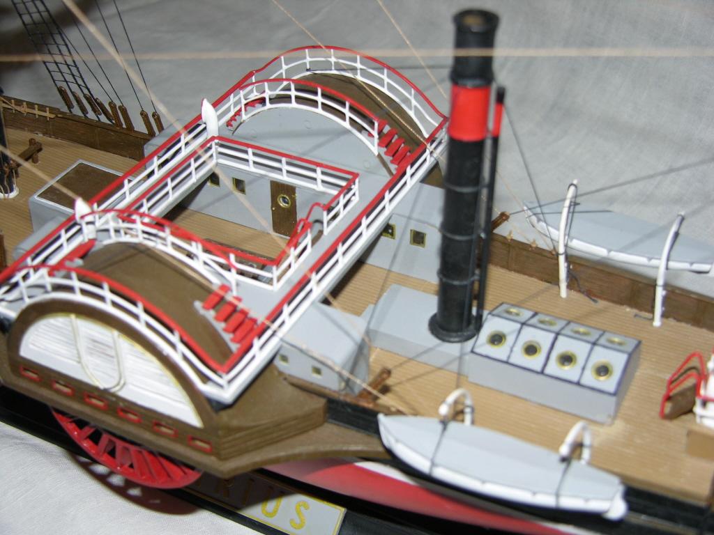 Как сделать корабль на колесах 671