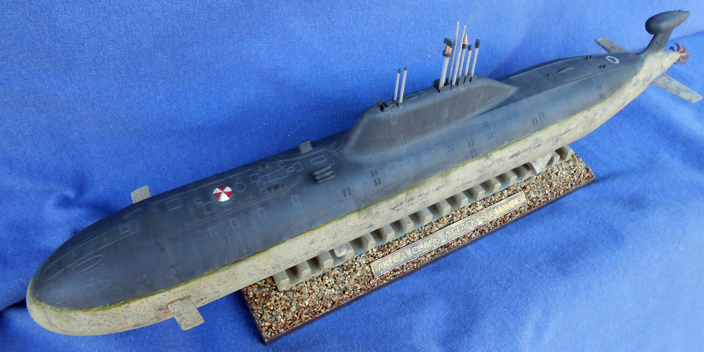 подводная лодка м-244