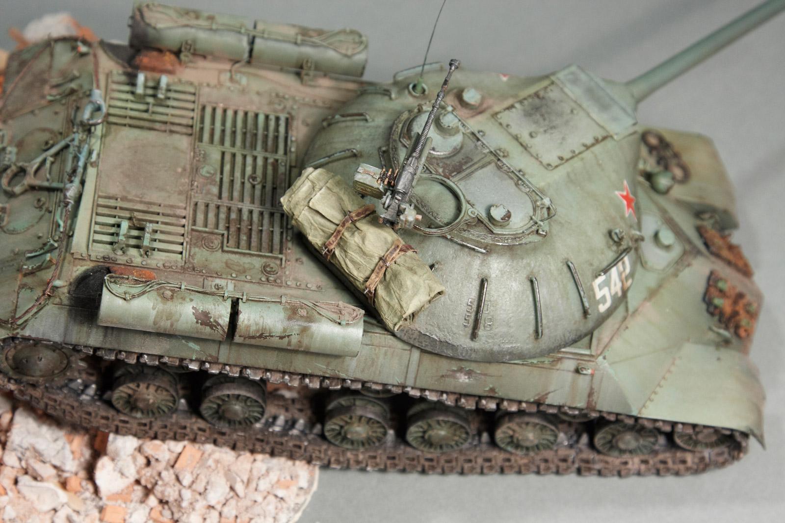 Модель танка ис 3 купить