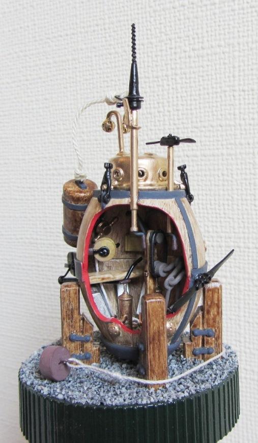 подводная лодка бушнелл