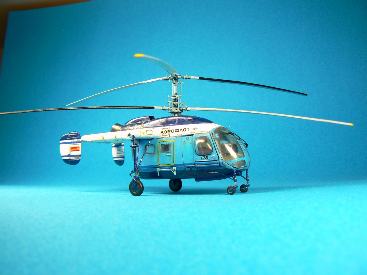 Модели вертолёты фото