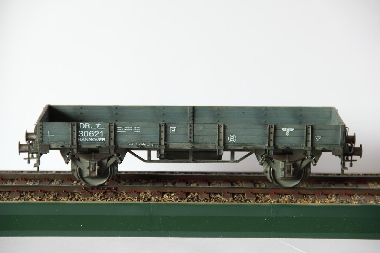 Немецкая железнодорожная платформа — Каропка.ру — стендовые модели ...