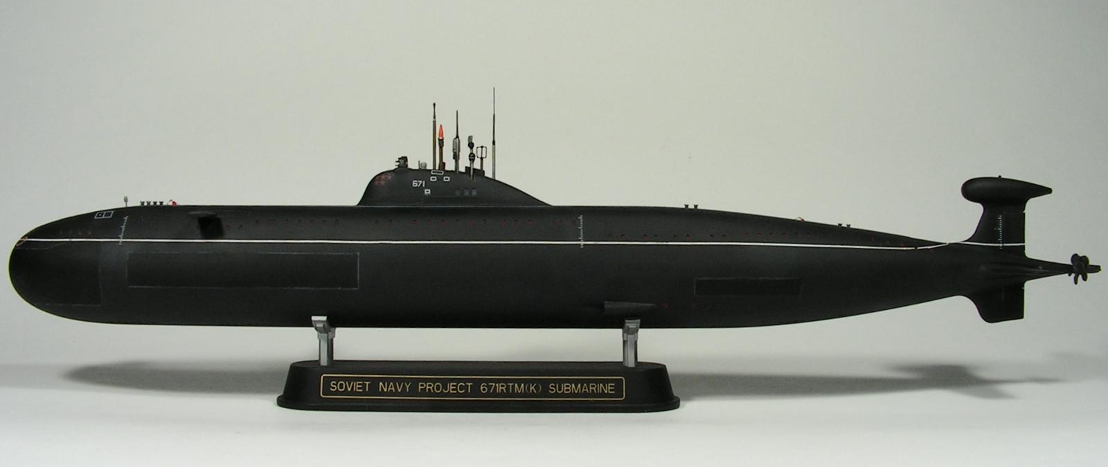 подводные лодки проекта 671ртм к щука