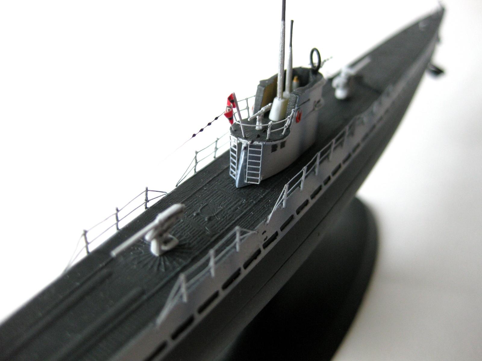 дизель на германских подводных лодках