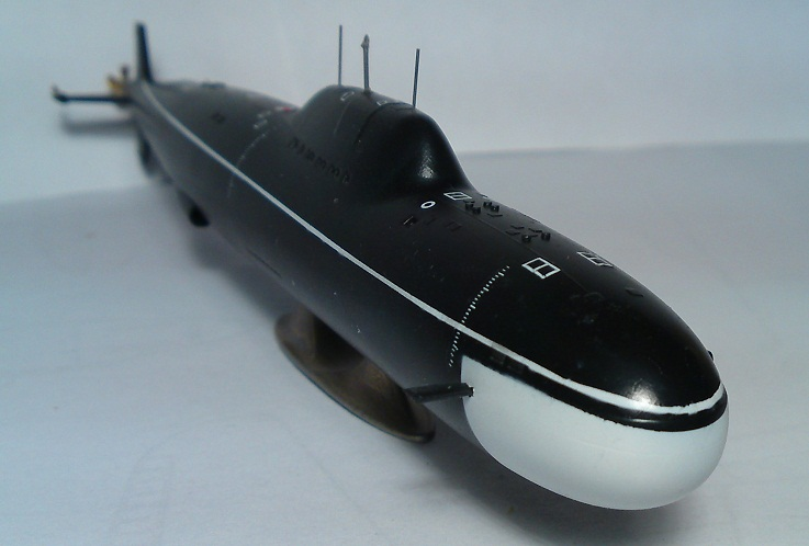 подводная лодка альфа из титана