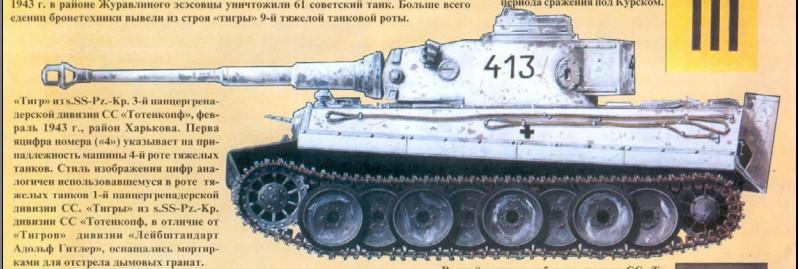Танки Мира №38 PzKpfw VI Tiger