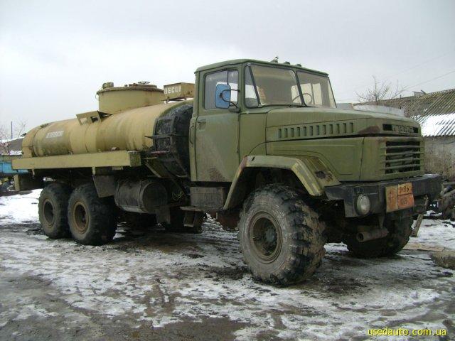 Продажа КРАЗ 260 , Грузовик - бензовоз, фото #1.