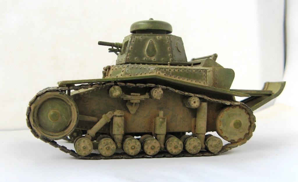 Т-18( МС-1) — Каропка.ру — стендовые модели, военная миниатюра