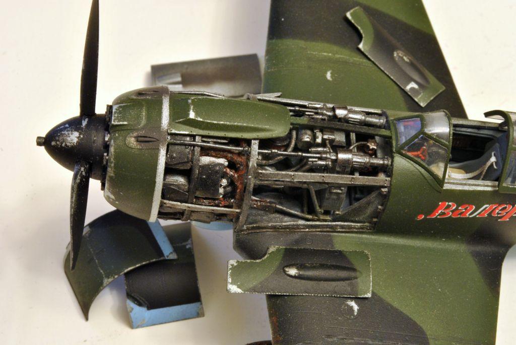 Ла 5 — Каропка.ру — стендовые модели, военная миниатюра