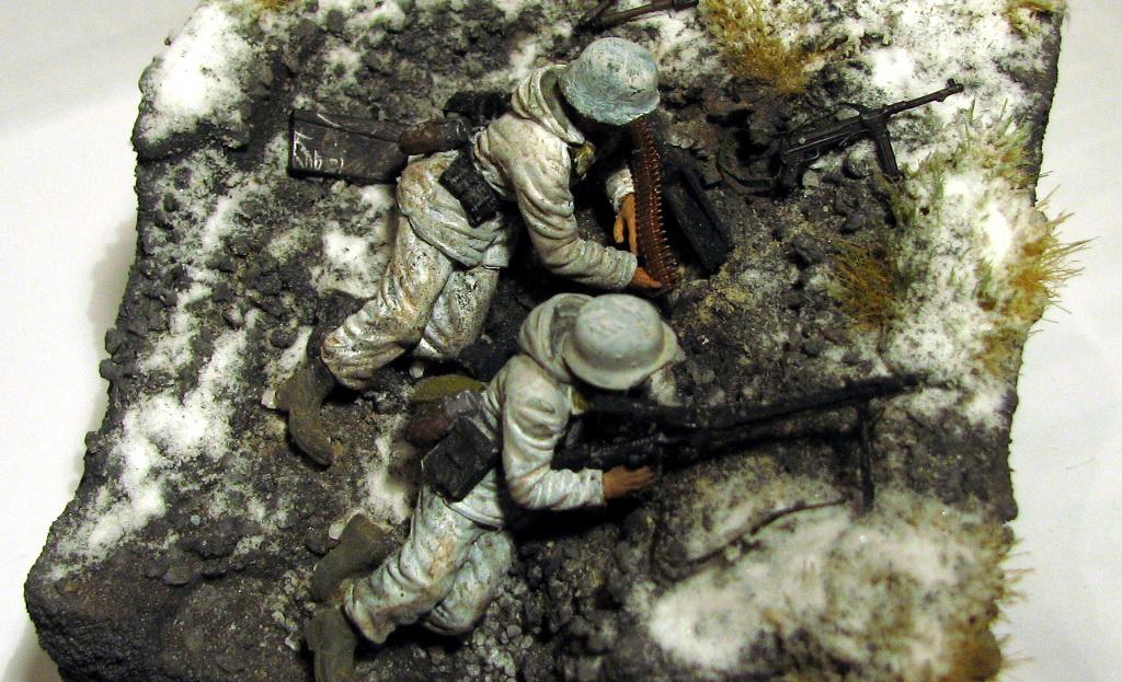 29окопчик, для ожидающих курсантов перед выходом на огневой рубеж