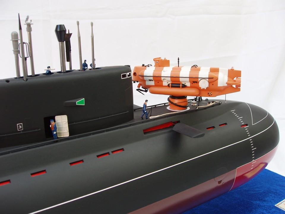 сколько стоит гражданская подводная лодка