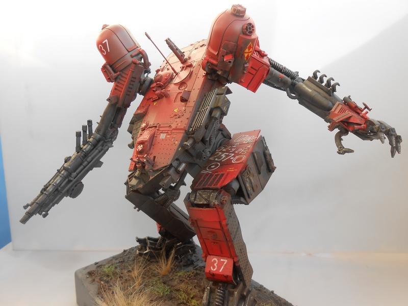 Как сделать своего боевого робота 877