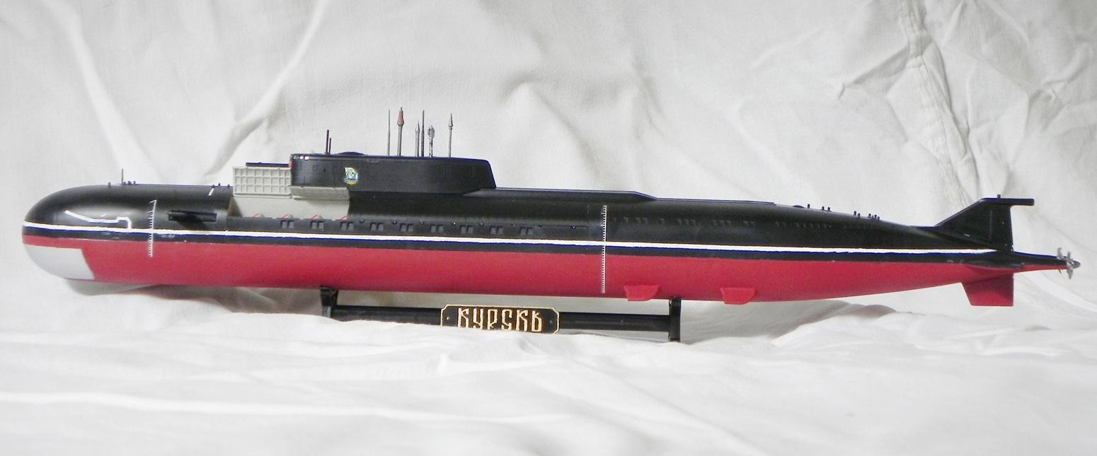 шумоизоляция подводной лодки