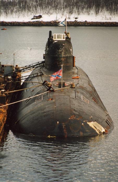 онежское подводная лодка