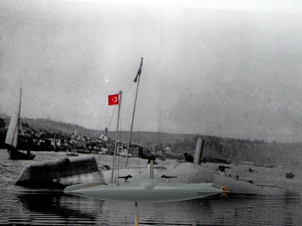 норденфельд подводная лодка