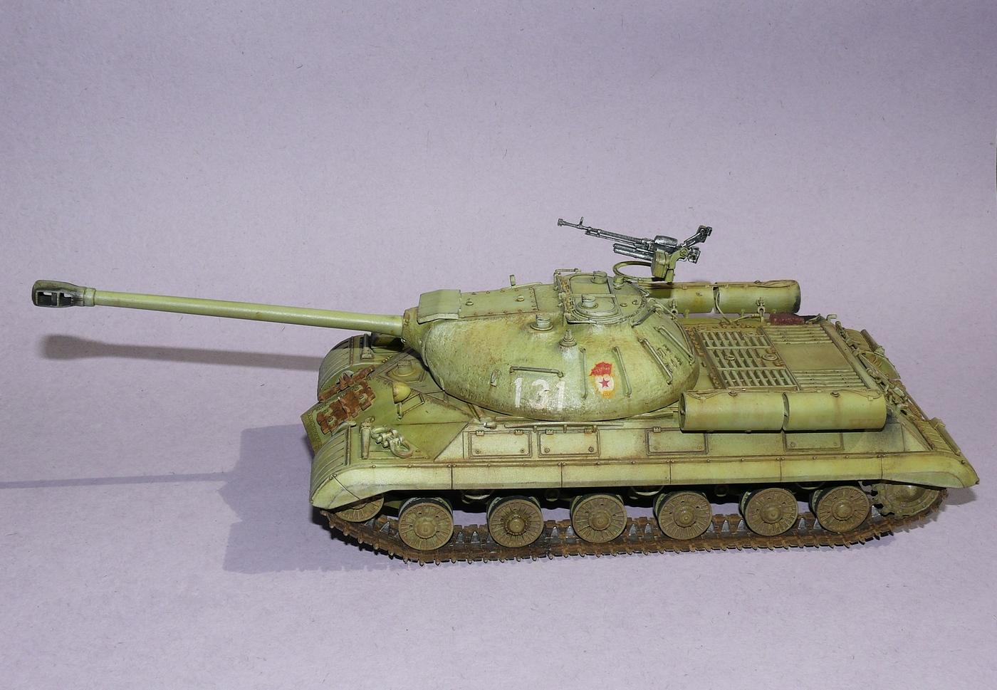 Ис 3м тяжёлый танк