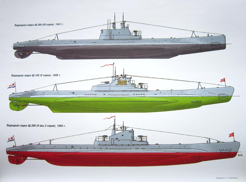 подводная лодка с серии бис серия ix бис