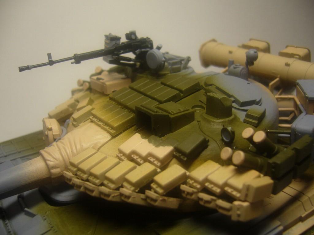 схема сборки танка т 80