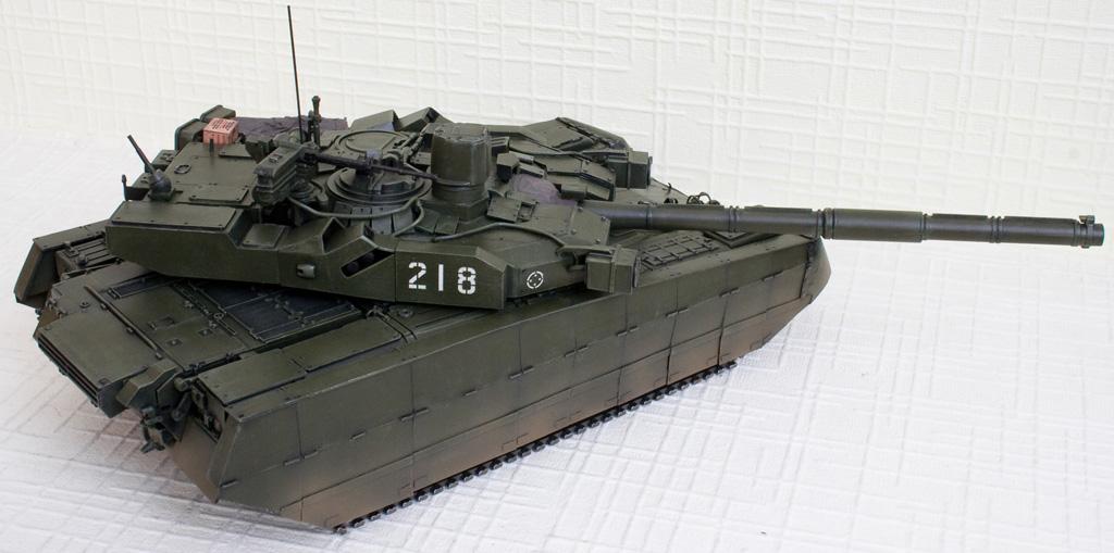 Т-84 Оплот-М — Каропка.ру — стендовые модели, военная миниатюра