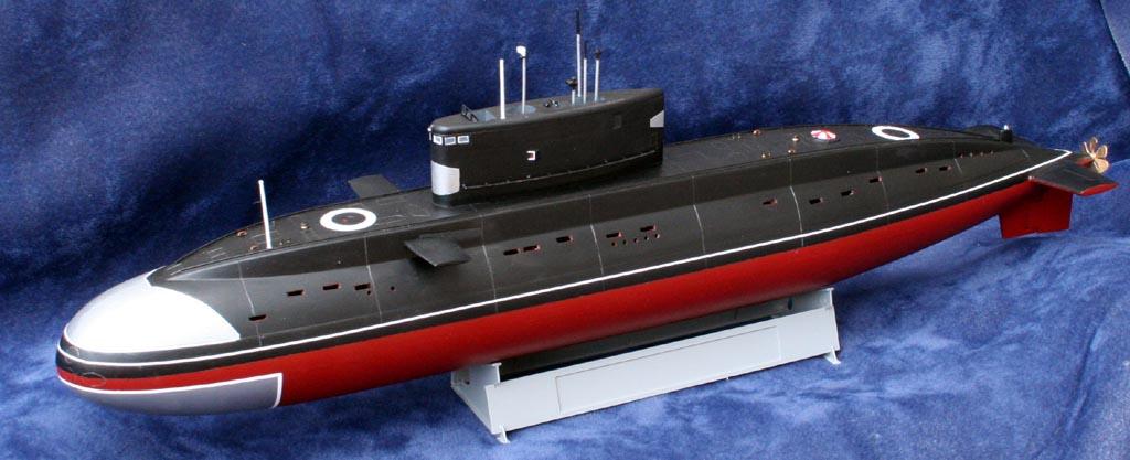 корпус лодки состав