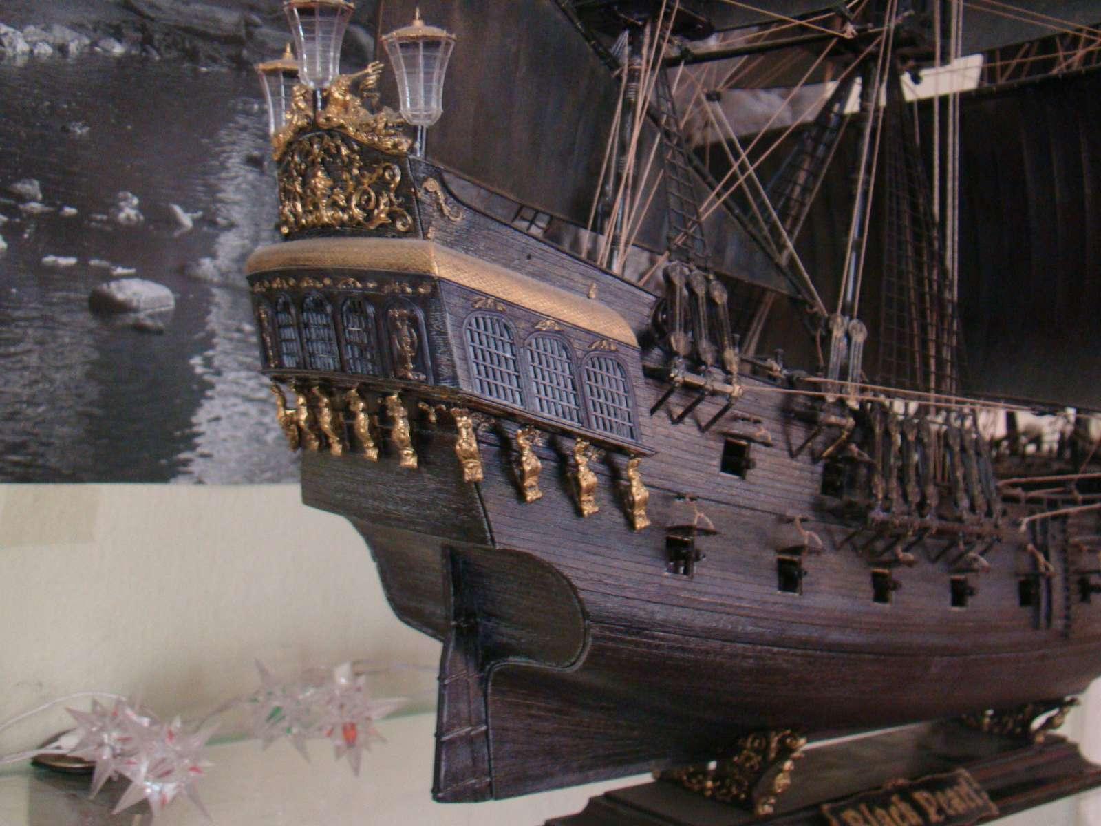 LEGO Пираты Карибского моря Проклятие Черной жемчужины