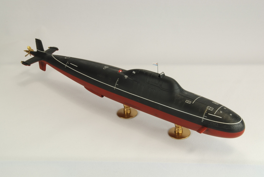подводная лодка 705 проекта фото